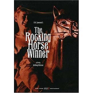 the rocking horse winner irony