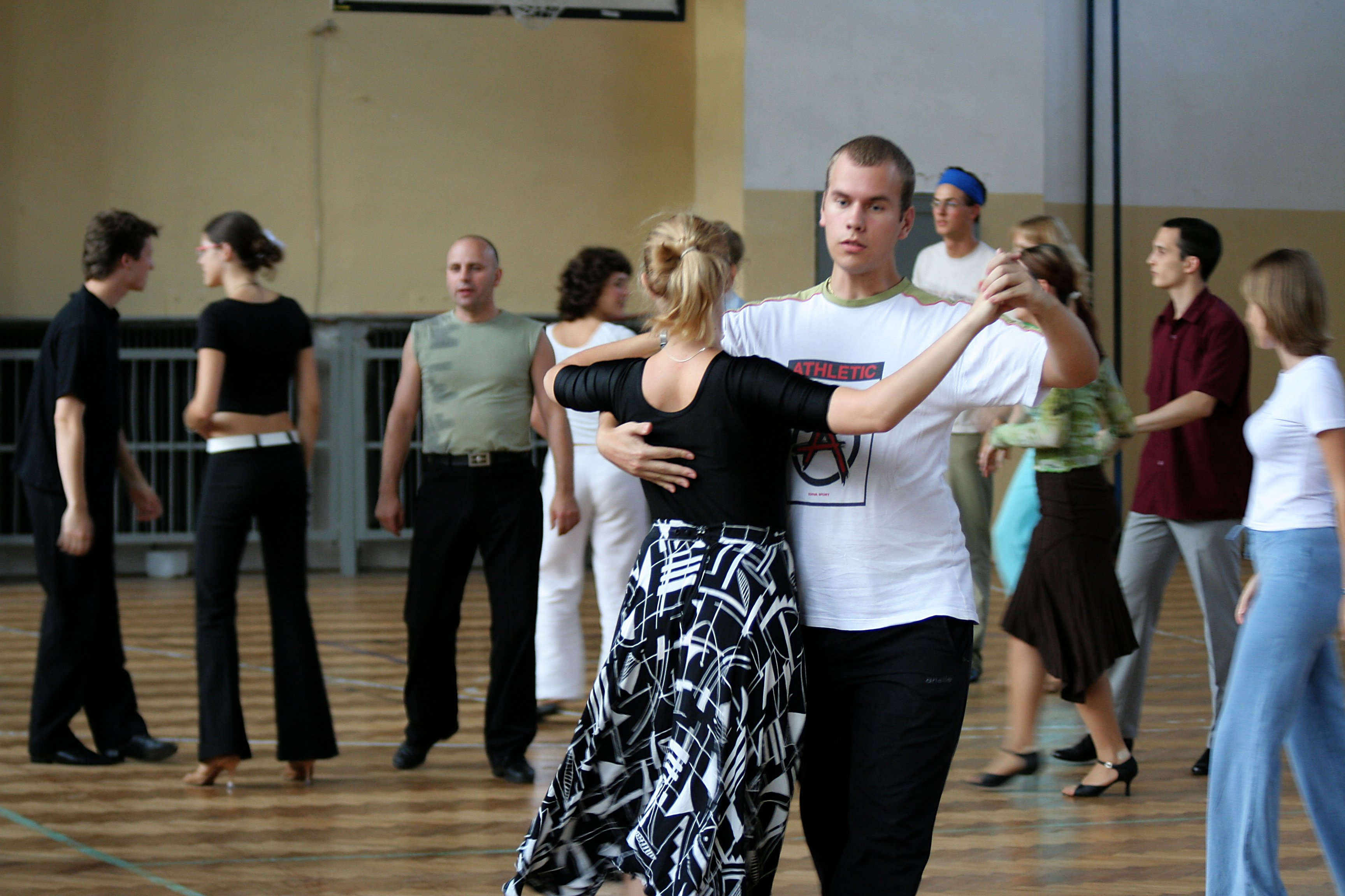 strictly ballroom writework ballroom dance lesson