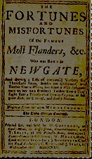 irony moll flanders writework book cover of the fortunes and misfortunes of the famous moll flanders c who was