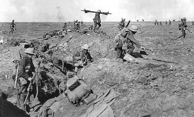 reasons for the stalemate during ww1 Kids learn about the changes in modern warfare that occured during world war i including airplanes trench warfare caused a stalemate between the two sides for.