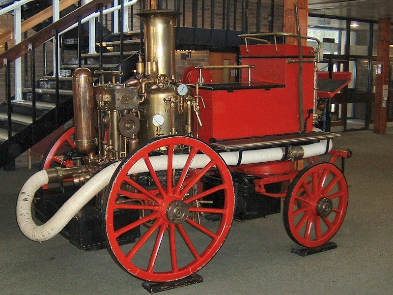 Essay for steam engines