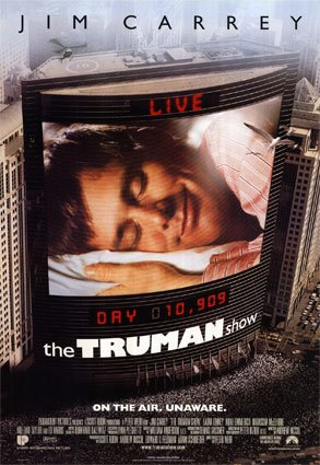 the truman show essay in what ways do composers use image to  the truman show