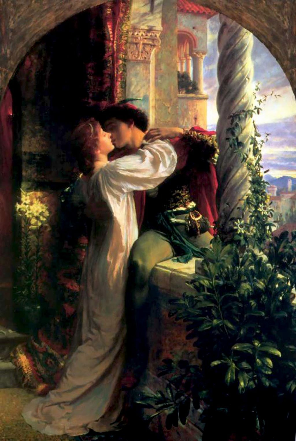 Romeo and juliet immature love essay