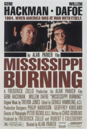 essays on mississippi burning Mississippi burning feels like a movie made from the inside out, a movie that knows the ways and people of its small southern city so intimately that,.
