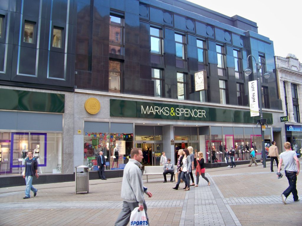 an analysis of marks and spencer's