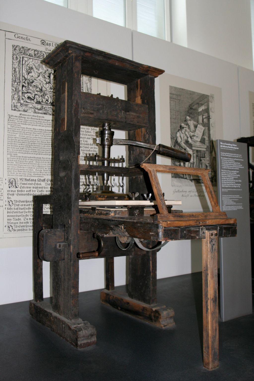 impact printing press essay The printing press had a great influence we will write a custom essay sample on the printing press the coming of the book: the impact of printing 1450.