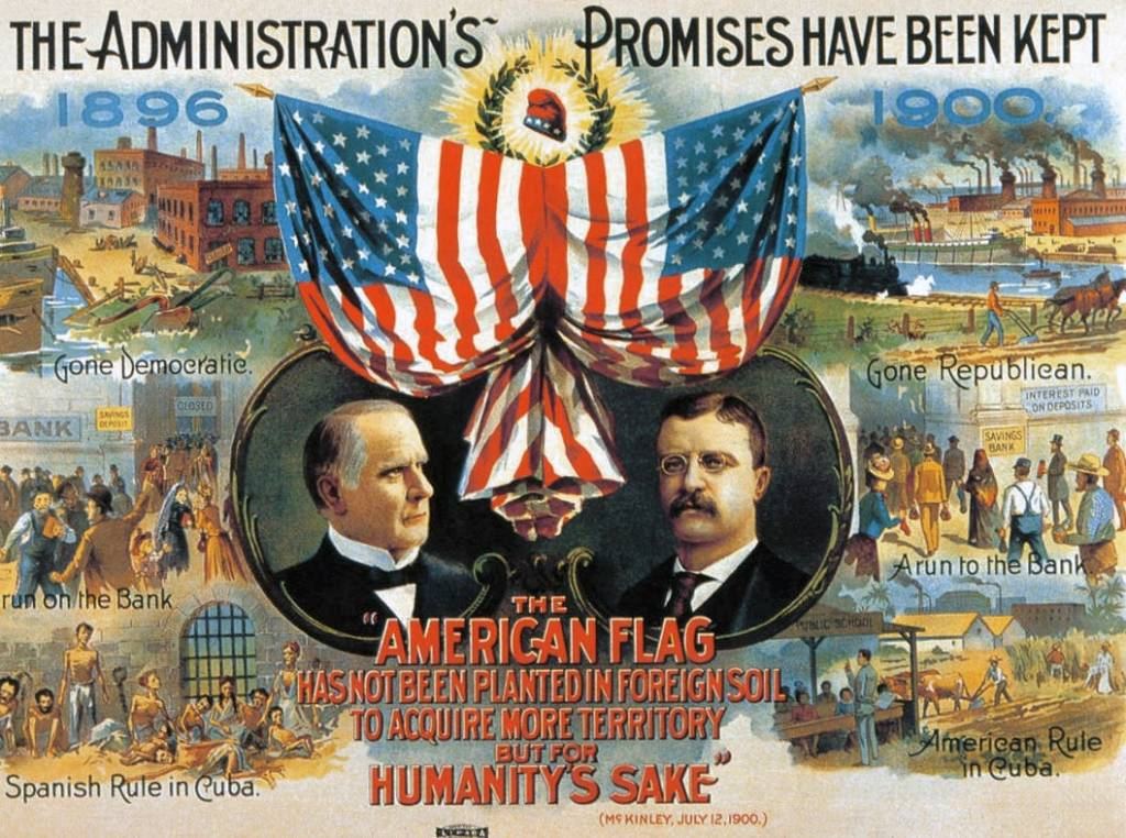american imperialism in the late 1800s