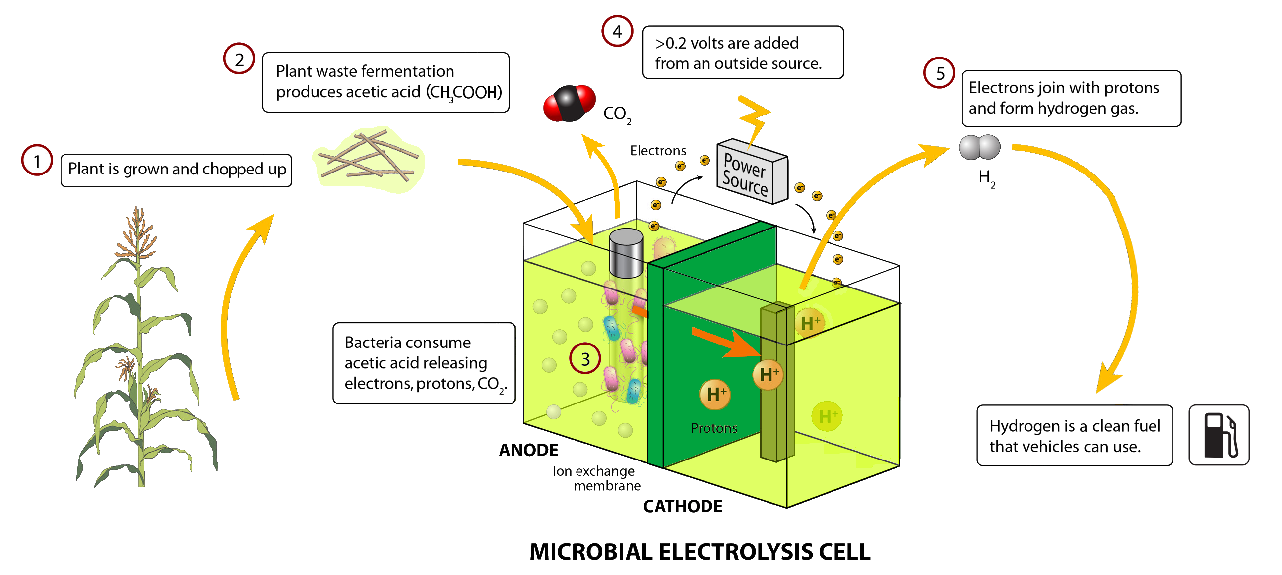 how does ceramic fuel cells work and is it going to be a future energy source How does electrostatic energy storage work a capacitor consists of two electrical conductors separated by a dielectric it stores energy using static electricity.