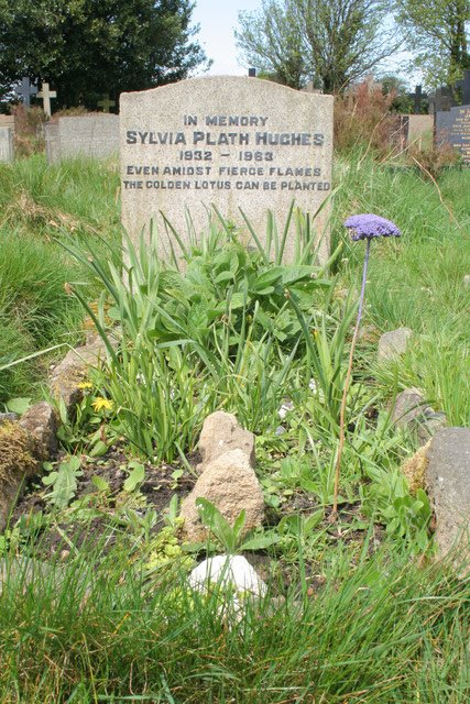 "an explication of sylvia plaths lady Sylvia plath provided a self explication during a radio reading ""the speaker is a woman who has the great and terrible gift of being reborn the only trouble is, she has to die first."