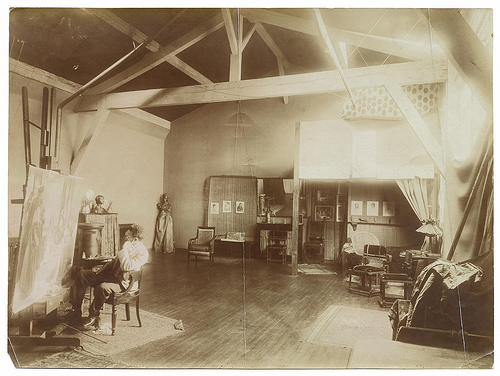 this is a summary for amy tan s mother tongue writework henry ossawa tanner in his studio