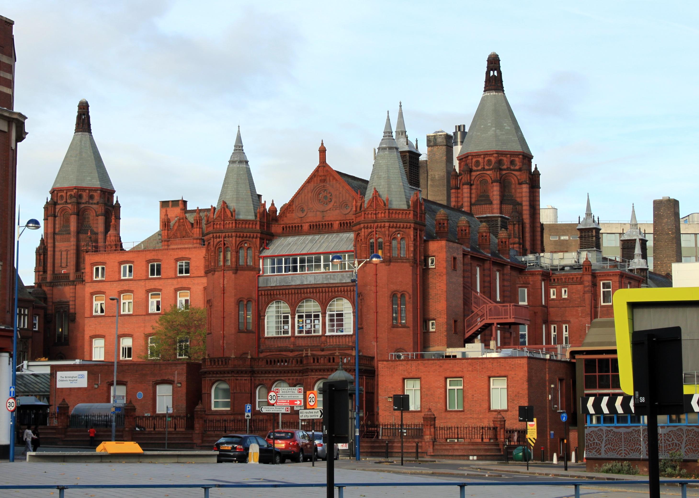 birmingham childrens hospital launches - HD1200×854
