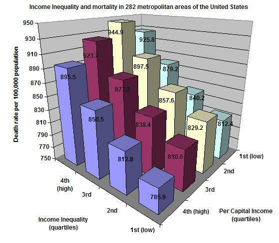 economic inequality in the united states essay Essay 1 | social justice: the foundation of public health   higher than they  are in the united states, where income inequality is high31 in other words.