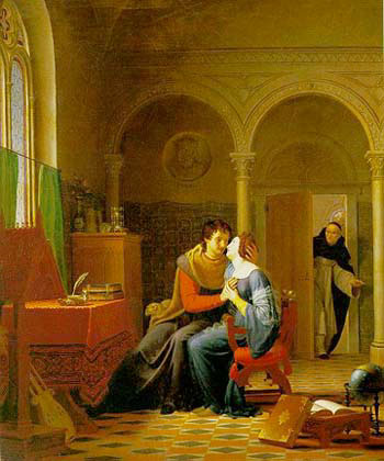 the romance of abelard and heloise essay About the letters of abelard and heloise one of the world's most celebrated and tragic love affairs through the letters between abelard and heloise, we follow the path of their 12th-century romance, from its reckless and ecstatic beginnings when heloise became abelard's pupil, through the suffering of public scandal and enforced secret marriage, to their eventual separation.