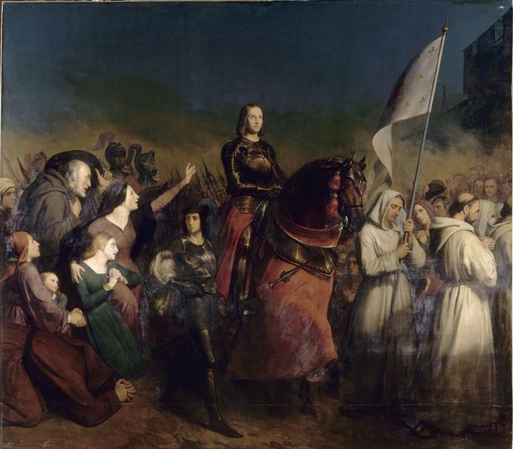 joan of arc essay Did joan of arc get a fair trial read the enlightening essay 'on the trial of jeanne d'arc' by pierre champion and find out what really happened.