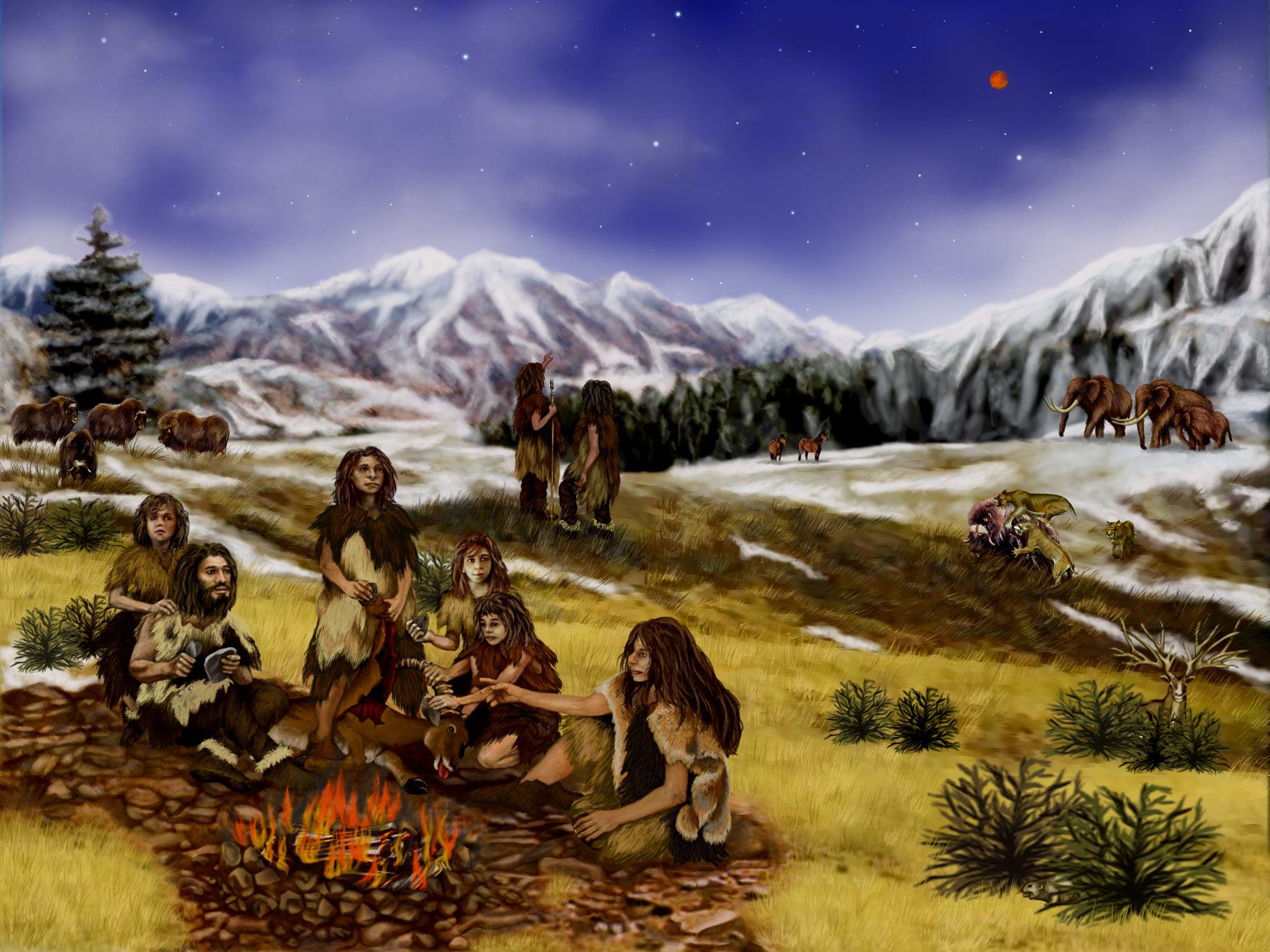 an overview of the neanderthals Immediately download the neanderthal summary, chapter-by-chapter analysis, book notes, essays, quotes, character descriptions, lesson plans, and more - everything you need for studying or teaching neanderthal.