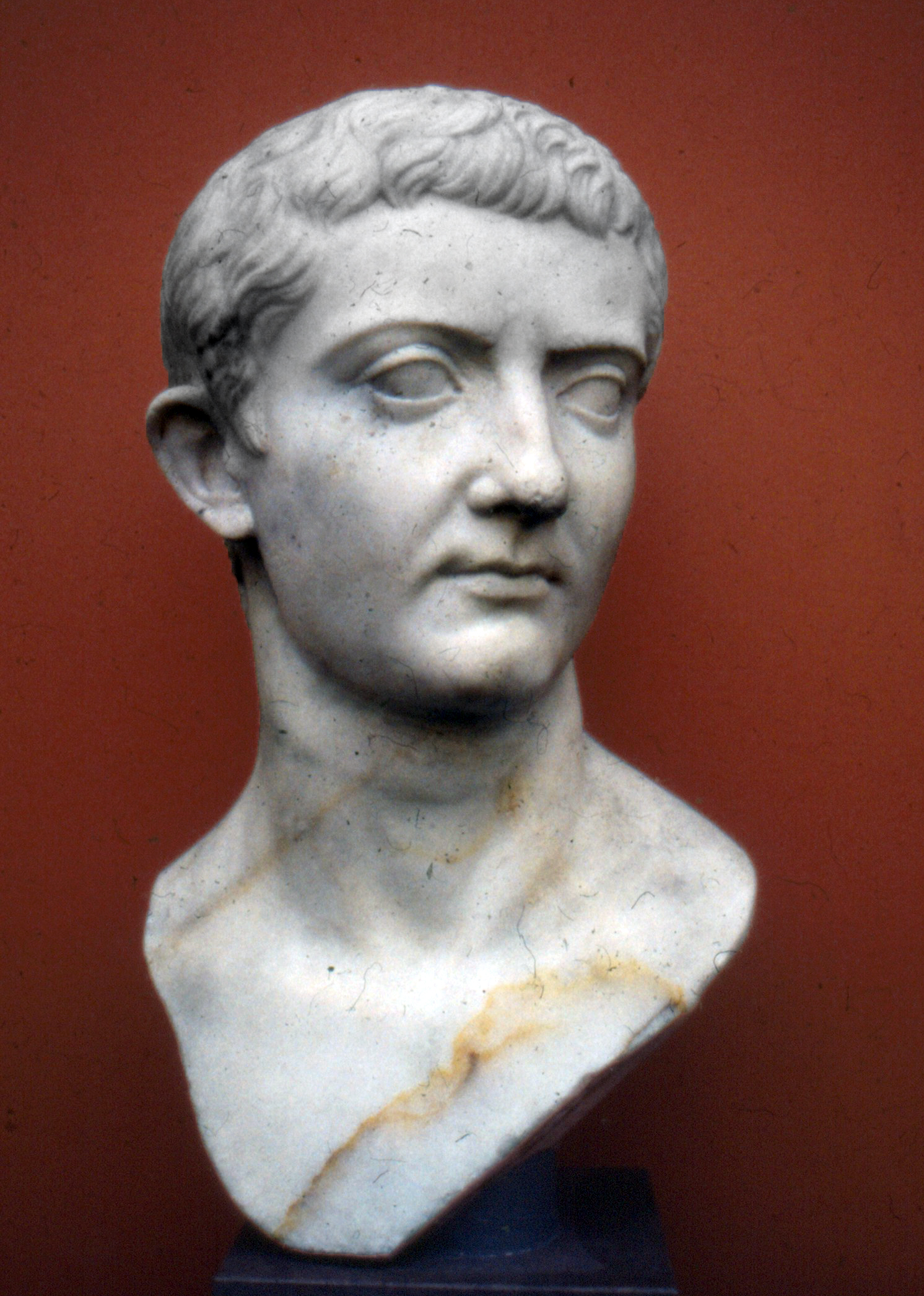 tiberius claudius nero caesar essay Claudius clearly favored nero over his natural born son, although historians are not quite sure of the reason one feature of claudius's reign that was particularly criticized was his handling of judicial matters.