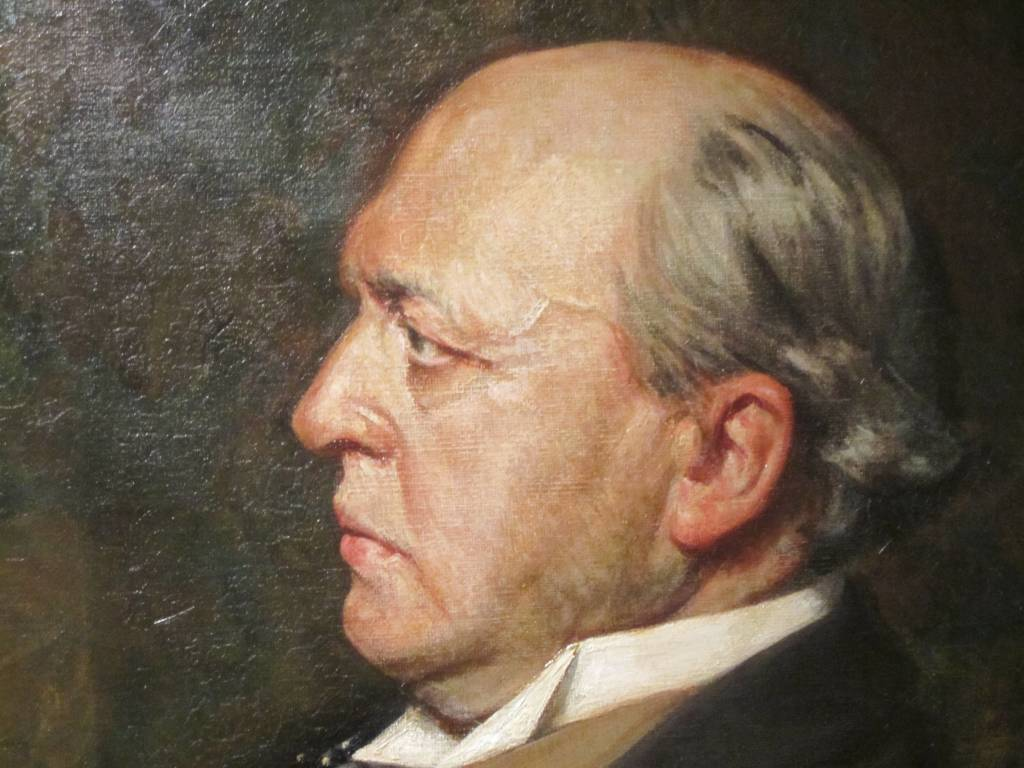 A biography of henry james a writer