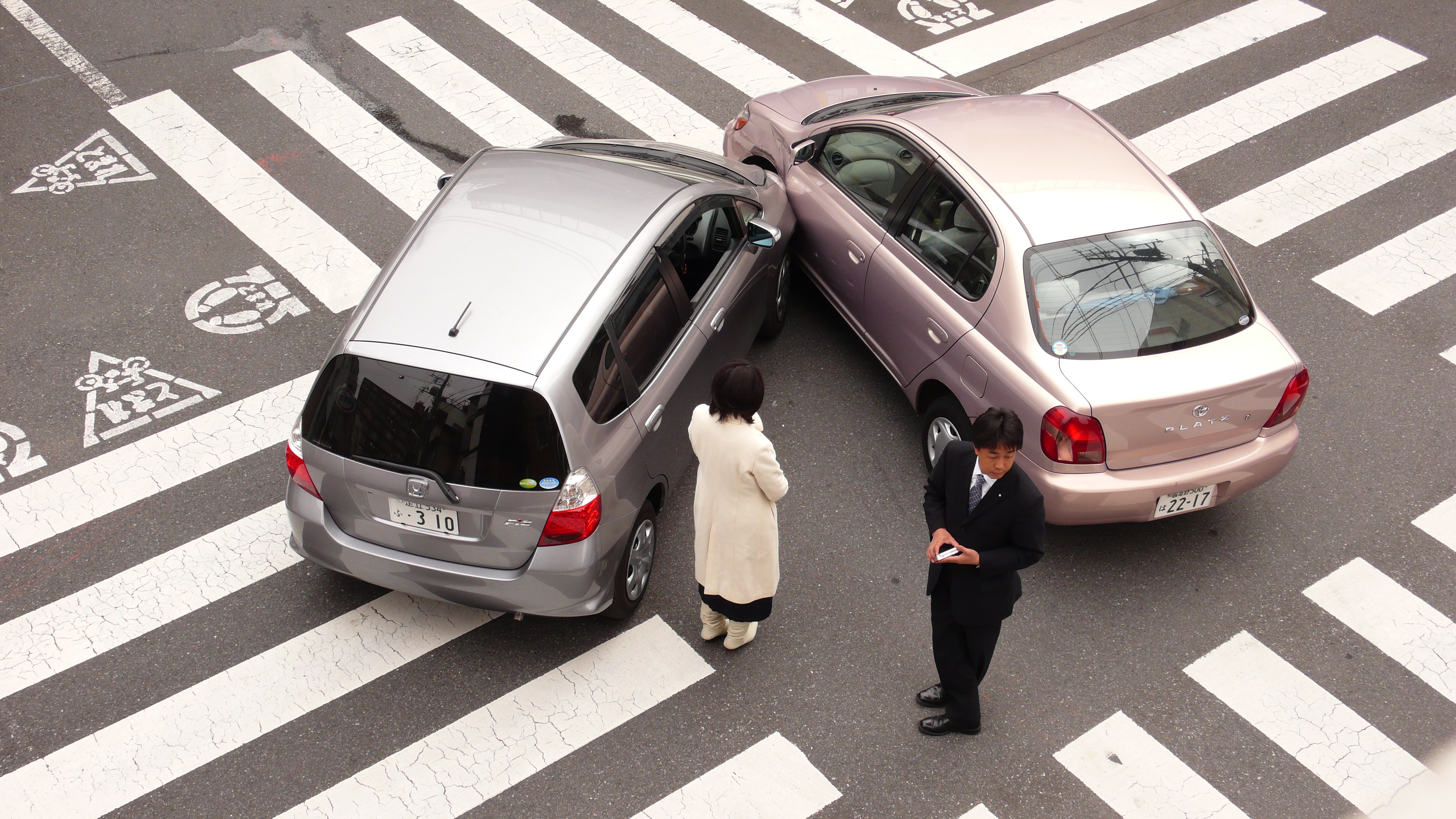 The Road Toll- how physics relates to car crashes, car