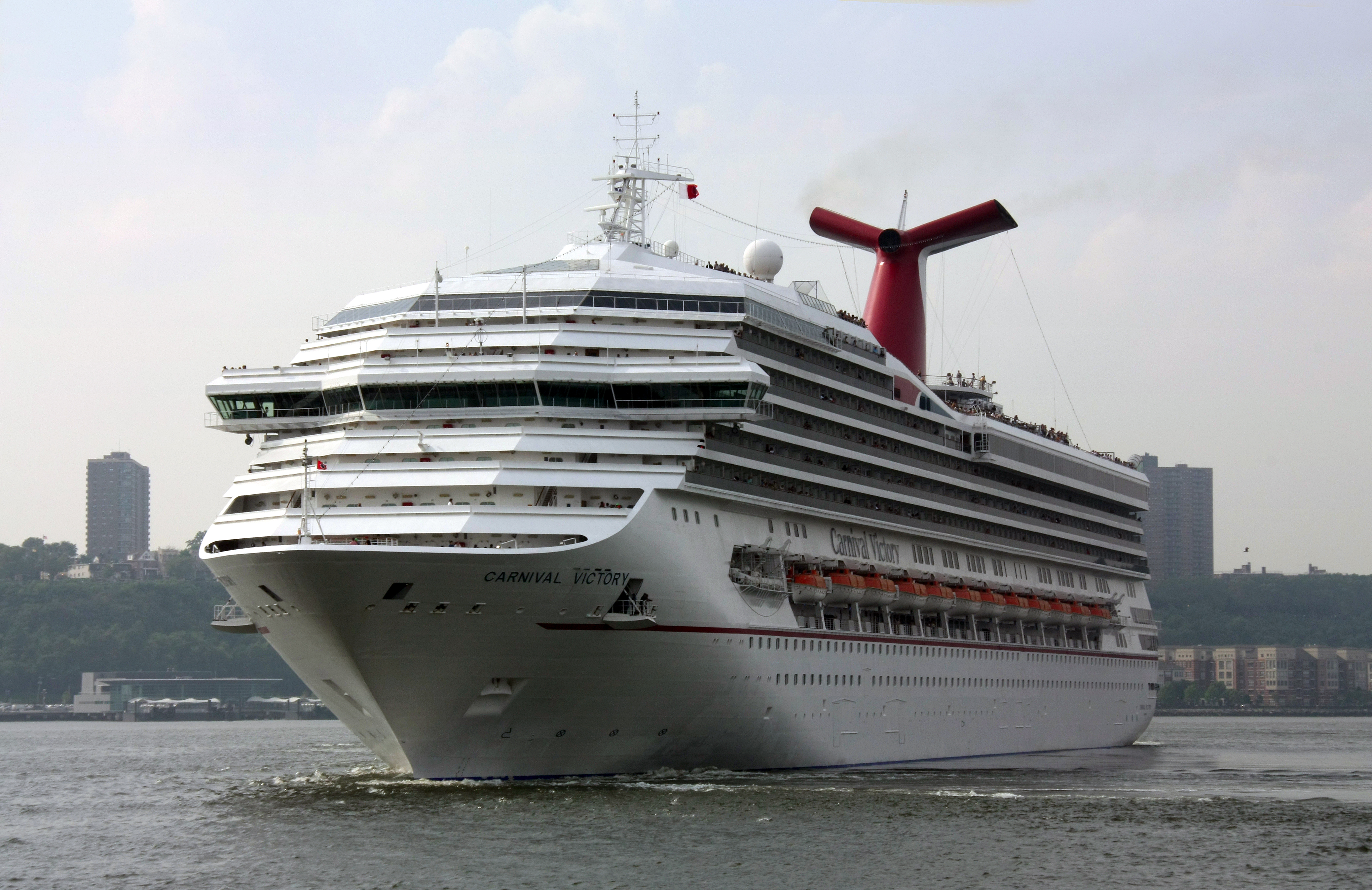 Carnival corporation comprehensive analysis