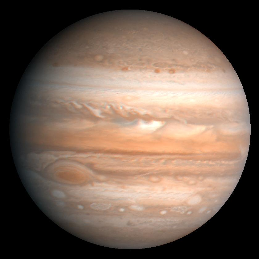 the largest planet this is a research essay about jupiter it  methane and ethane make up a tiny proportion of jupiter s atmosphere