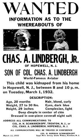 the lindbergh kidnapping essay Free essay on analysis of the lindenbergh baby kidnapping case available totally free at echeatcom, the largest free essay community  the lindbergh baby,charles .