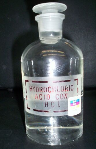 Reaction Rate Between Magnesium Ribbon And Hydrochloric Acid