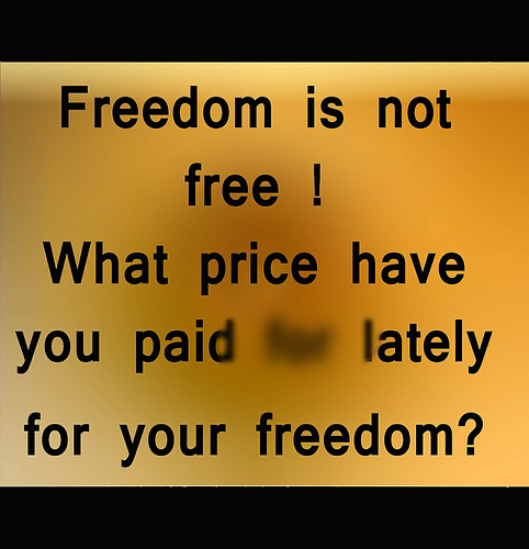 definition of freedom Full answer the definition of freedom looks simple – the word is defined as the state of being free from physical constraints or external regulations.