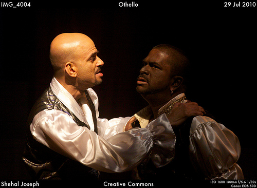 othello jealousy essays