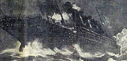 titanic unsinkable ship essay The unsinkable ship was hit by the iceberg along its starboard side, punching holes in the ship's steel plates which flooded six compartments the titanic split in half from bow to stern the unsinkable titanic took 2 hours and 40 minutes to sink after hitting the iceberg at 1140pm what was the cause of the titanic disaster.