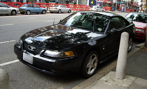 the ford mustang essay Currently, ford is strategically placed in the automobile industry it is categorized as a major firm in the industry that competes with other firms that produce.