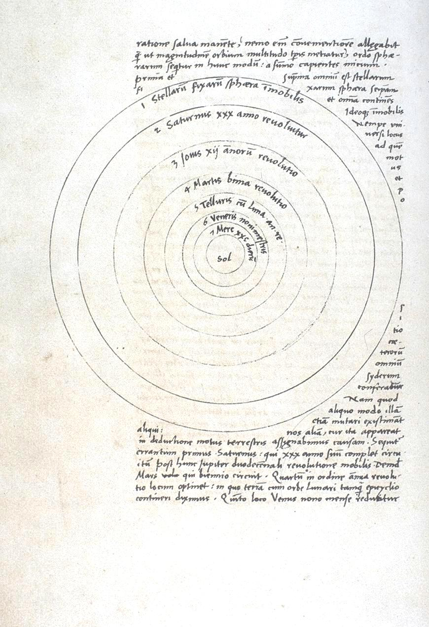 the scientific revolutions and copernicus book essay The structure of scientific revolutions is that kind of book  a short essay, and here it is as scientific  centric model of copernicus is.