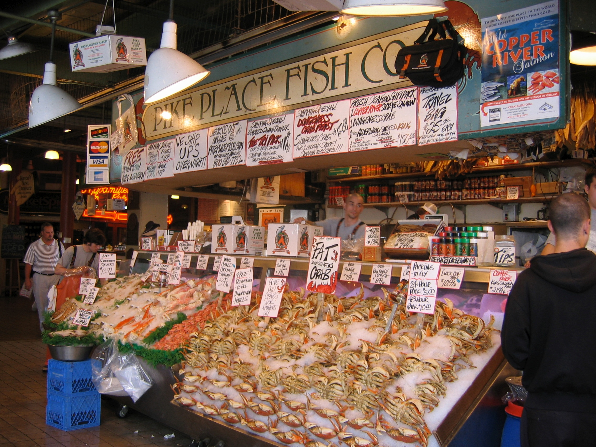 video case pikes fish market essay Bizfutures consulting  pike place fish market is perhaps our most well  shape is now the subject of top business school case.