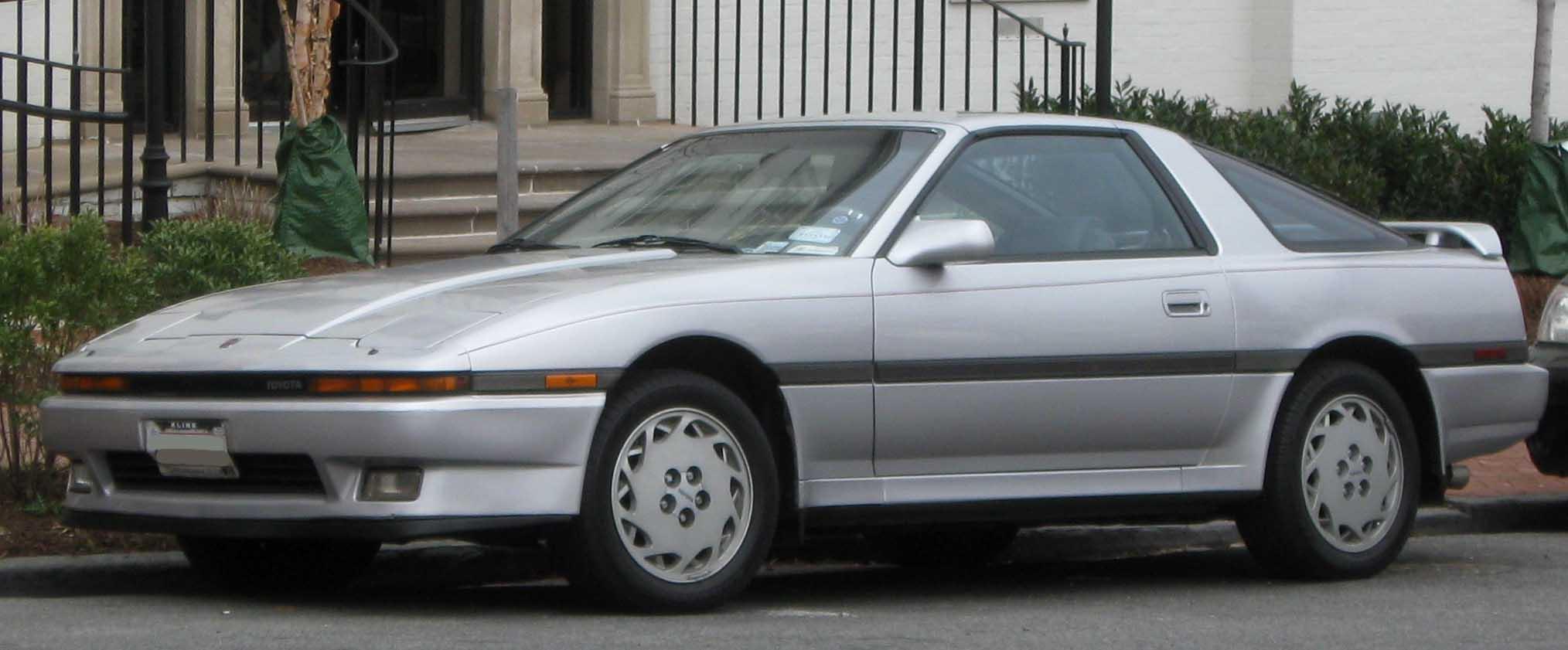 Toyota Supra - WriteWork
