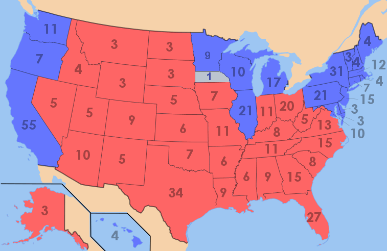 Electoral College - What Is It, Different Types, Process ...