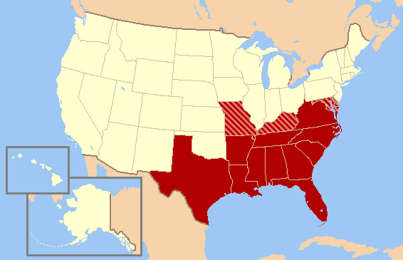 southern united states and equal economic The south's economy: previous: next: digital history id 3558  industrial goods produced in the united states  southern states kept taxation and government.