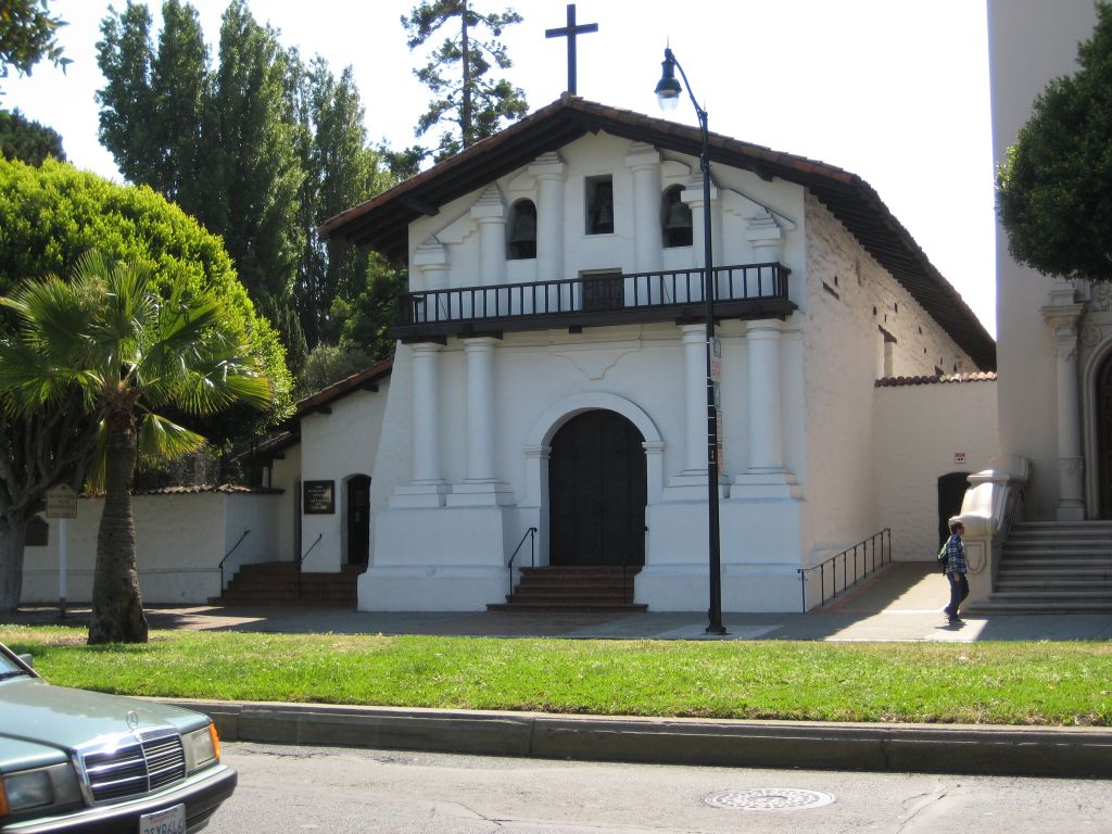 history mission san francisco asis Mission san francisco de asís is a former religious outpost established by spanish colonists on the west coast of north america in the  history mission period.