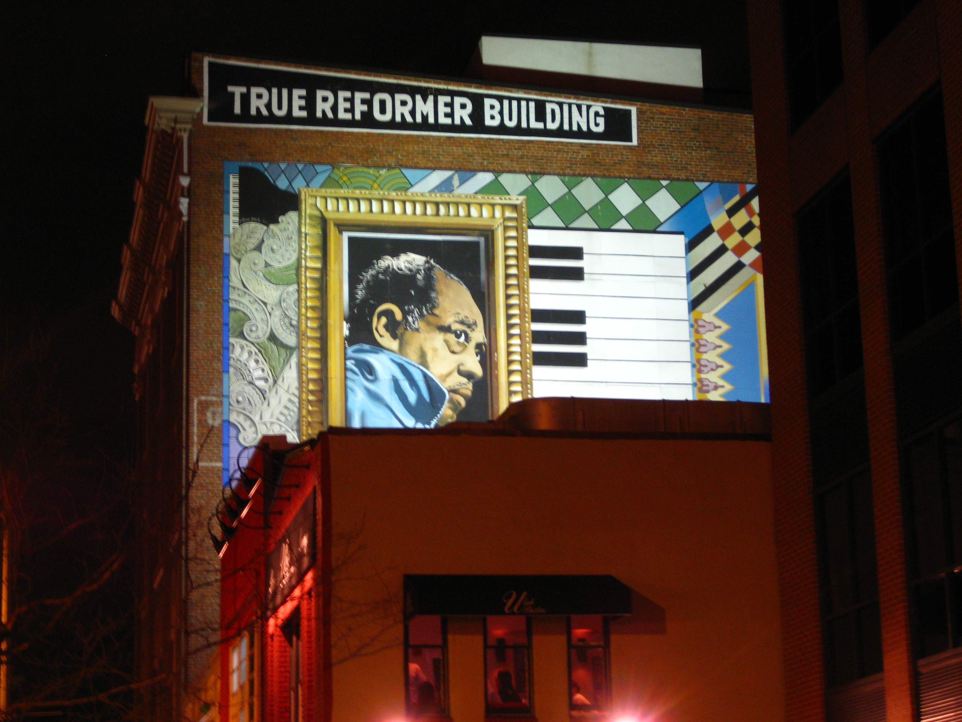 Duke ellington writework for Duke ellington mural
