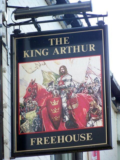 king arthur research paper