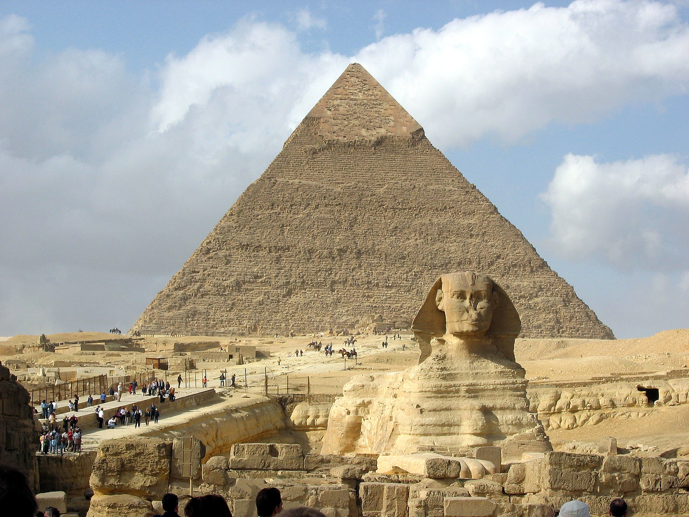 The Lost City at Giza and the Homes of the Pyramid Workers - WriteWork